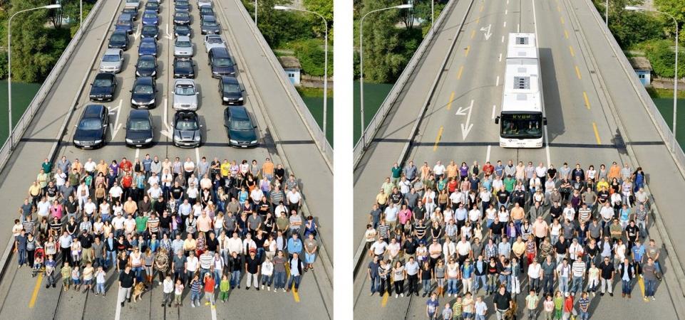 личный автомобиль или автобус, как лучше добраться фото