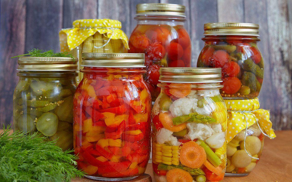 консервация овощей, ягод и фруктов по Лунному календарю фото
