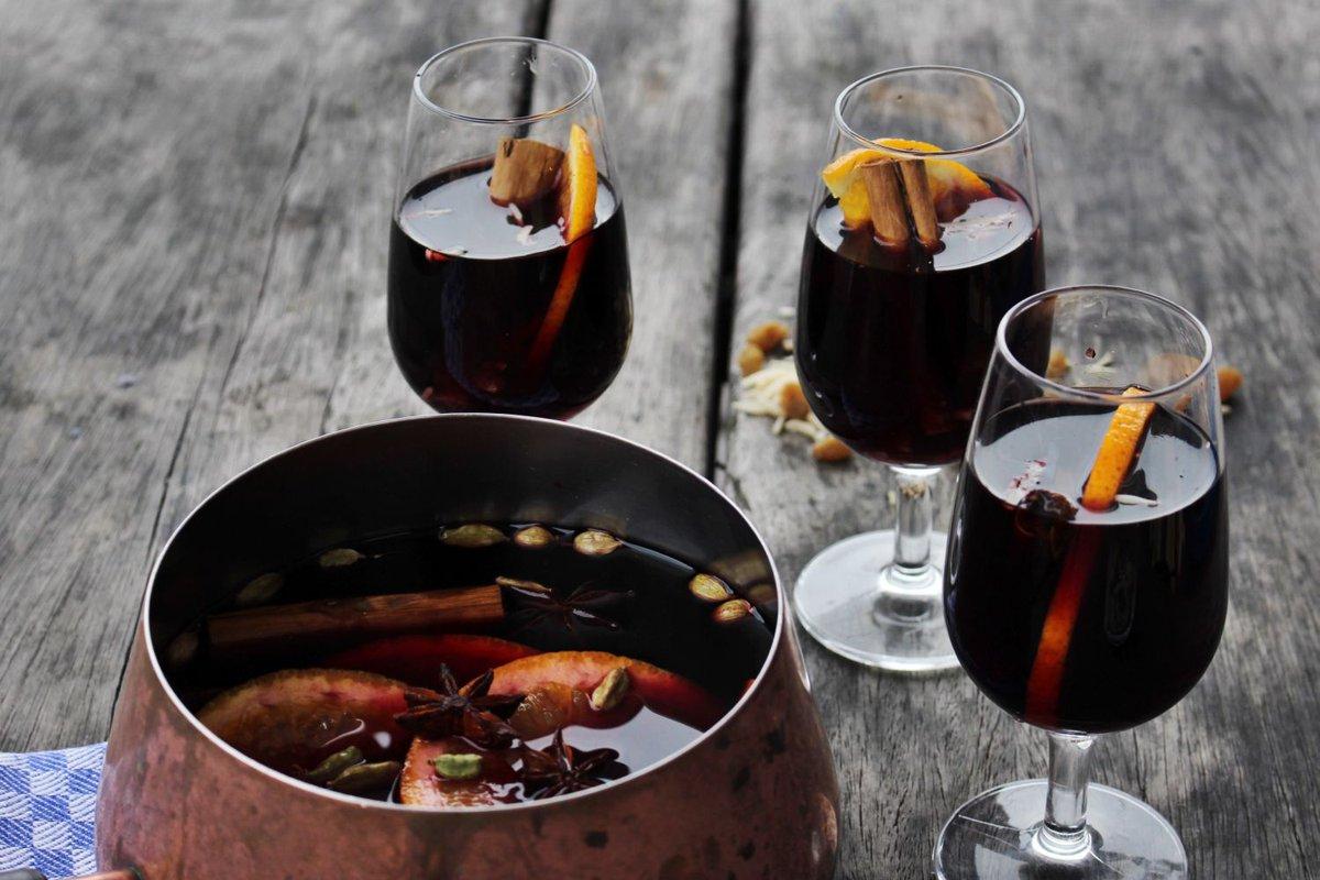 медовый глинтвейн, самый простой рецепт фото