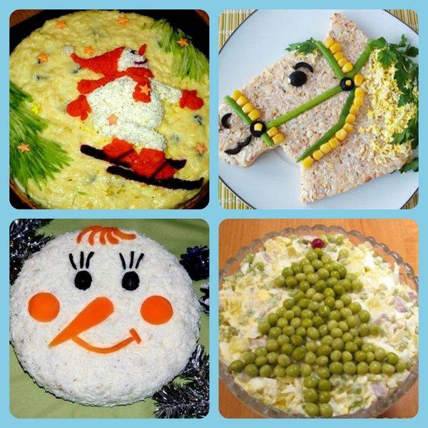 идеи подачи простых, легких и бюджетных салатов на фото 6