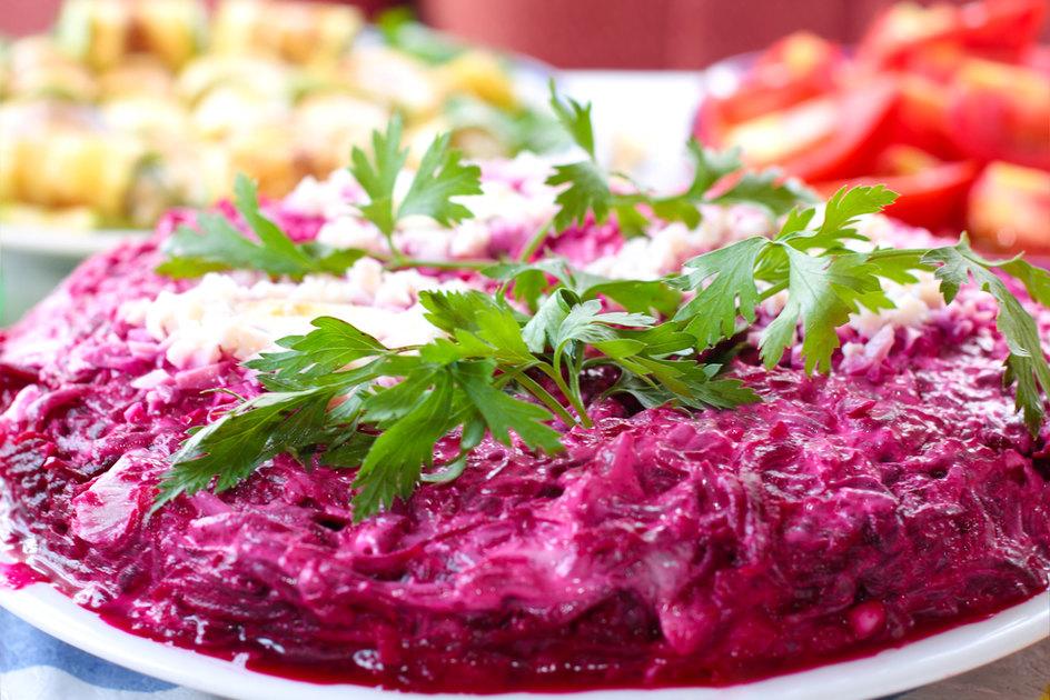 самый вкусный рецепт слоеной селедки под шубкой - классический №2 фото