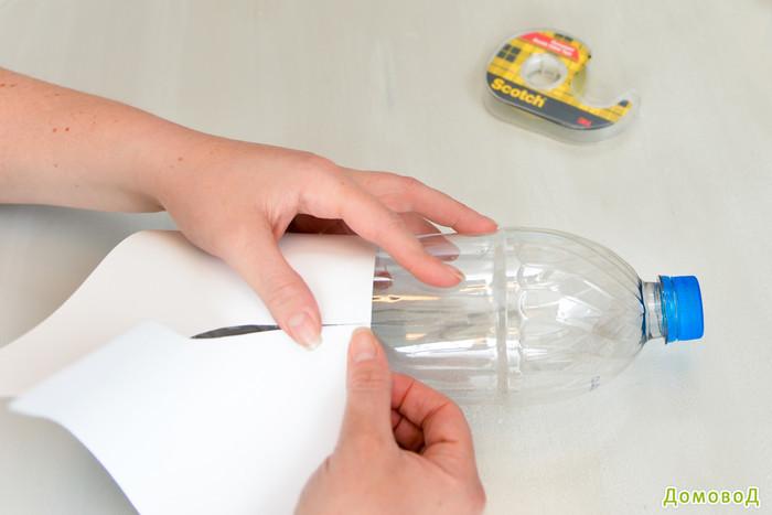 копилка тигрёнок из пластиковой бутылки фото 2