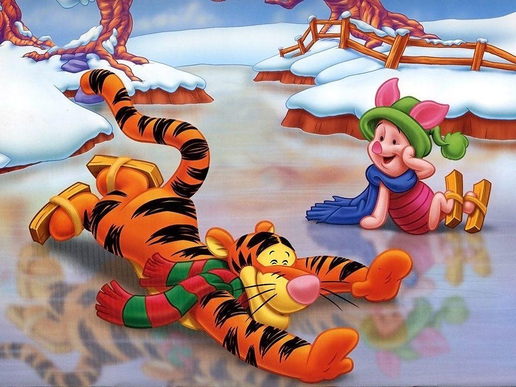 рисунки Тигра из мультфильмов фото 4