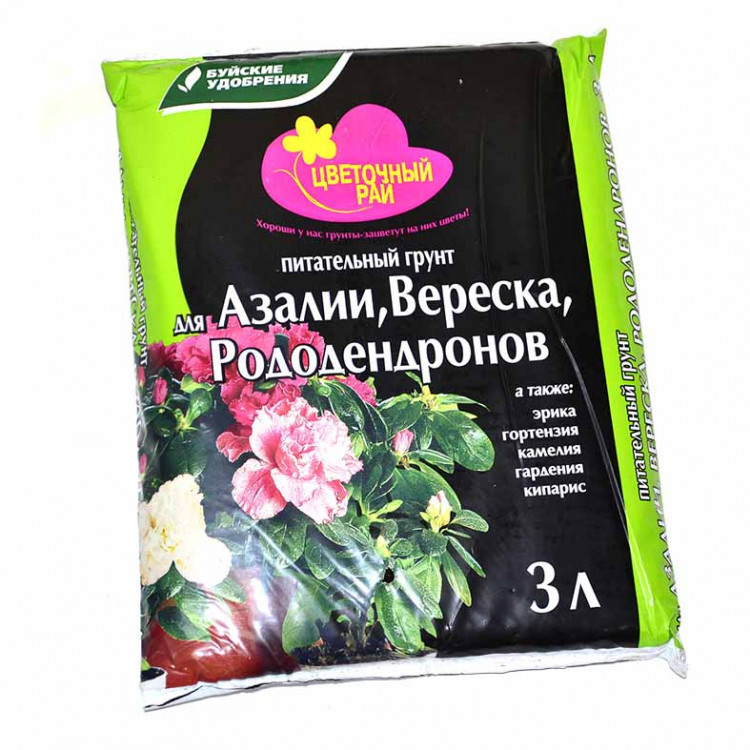 №3 - удобрения «Цветочный рай» фото