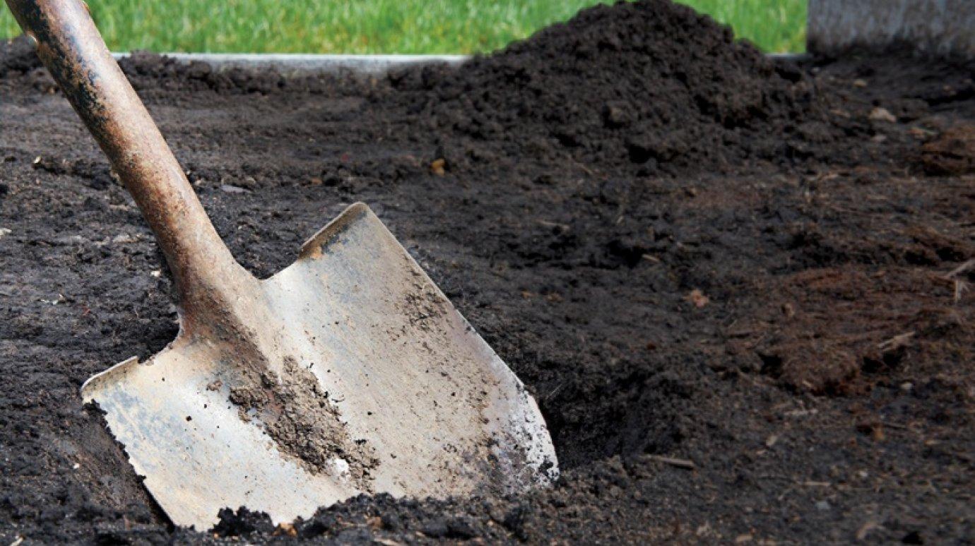 №5 - под лопату