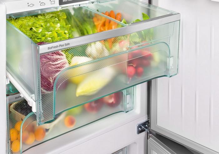 заморозка овощей в морозилке